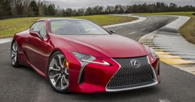 Lexus LC 500: quand le plaisir l'emporte