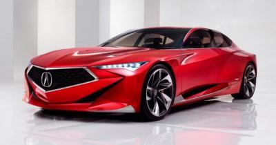 Acura Precision Concept: bientôt un coupé 4 portes chez Honda?