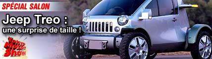 Jeep Treo: une surprise de taille!