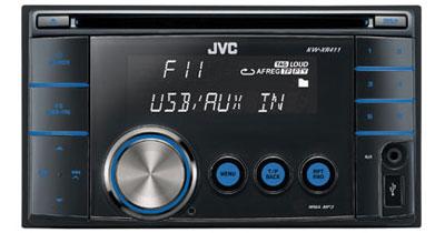 Caraudiovidéo : Un autoradio ''double DIN'' à petit prix chez JVC