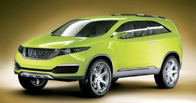 KND-4 Concept : Kia opte pour le SUV 3 portes