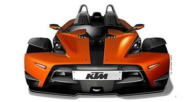 KTM X-Bow : l'orange qui décoiffe