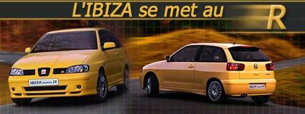 L'Ibiza se met au R