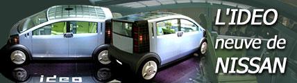 L'Ideo neuve de Nissan