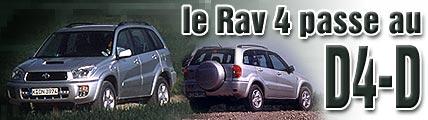 Le RAV 4 passe au D4-D