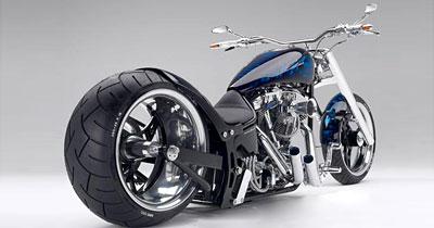 Les motos : elles n'y échappent pas