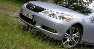Essai Lexus GS 450h : l'hybride a son élite