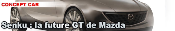 Senku : la future GT de Mazda