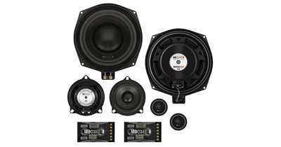 Caraudiovidéo : MB Quart propose un kit ''plug and play'' pour les BMW Serie 1 et 3