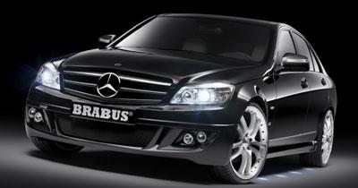 Mercedes Classe C « Brabus » : à peine sortie, déjà tunée...