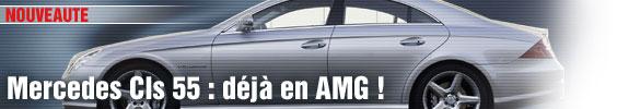 Mercedes CLS : déjà en AMG !