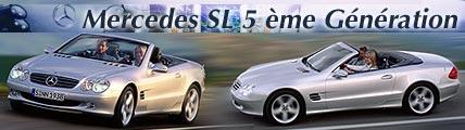 Mercedes SL 5ème génération
