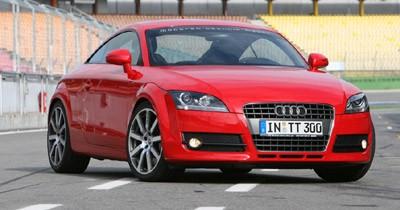 MTM Audi TT : « Faster, stronger, beTTer » !