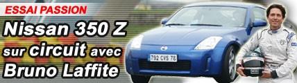 Essai Passion/ Nissan 350 Z : une nippone affûtée