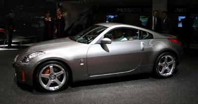 Nissan 350Z : plus de punch pour 2007