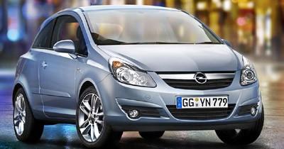 La nouvelle Opel Corsa dévoilée
