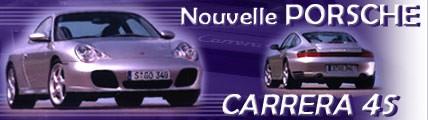 Nouvelle Carrera 4S