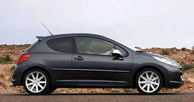 Peugeot 207 RC : le fauve est lâché !