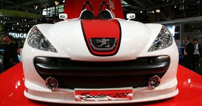 Peugeot Spider 207 : un moteur de série pour le circuit