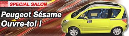 Peugeot Sésame : ouvre-toi !