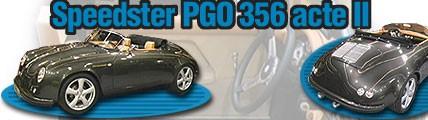 Speedster 356 acte II
