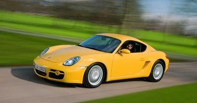 Porsche Cayman « sans S » : avec 50 ch de moins…