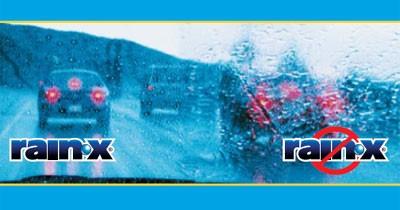 Rain-X 2 en 1 : adieu les essuies-glace ?