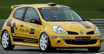 Renault Clio Cup : graine de championne !