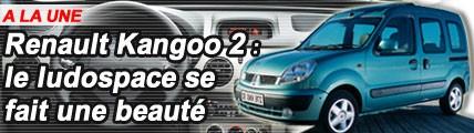 Renault Kangoo : le ludospace se fait une beauté