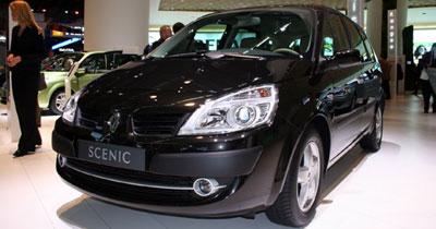 Renault Scénic : cherchez la différence !