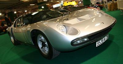 Auto Plaisir : la rétrospective Lamborghini
