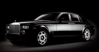 Rolls-Royce Black Edition : l'or noir