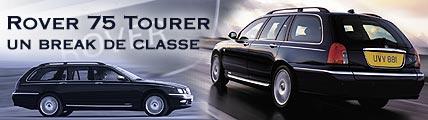 Rover 75 Tourer, break de classe