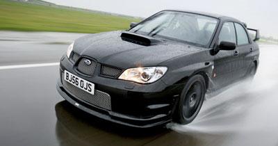 Subaru Impreza RB320 : en mémoire de Richard Burns
