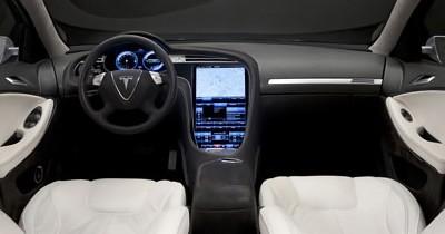Caraudiovidéo : Tesla adopte le plus grand écran jamais vu dans un tableau de bord