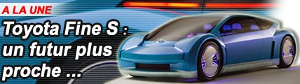 Toyota Fine S : un futur plus propre