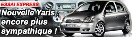Essai / Toyota Yaris : encore plus sympathique !