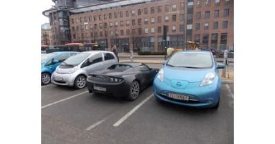 Blog : La Norvège : le pays le plus en pointe sur la voiture...