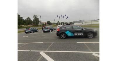 Blog : Volvo et la voiture qui se gare toute seule