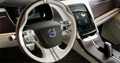 Le futur de l'infotainment selon Volvo
