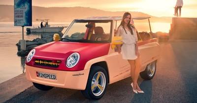 Bamboo : la voiture de plage du XXIème siècle ?