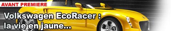 VW EcoRacer : du plaisir et du gazole !
