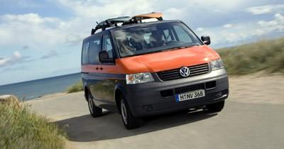 Volkswagen Multivan Beach : le van des balades arrive en France