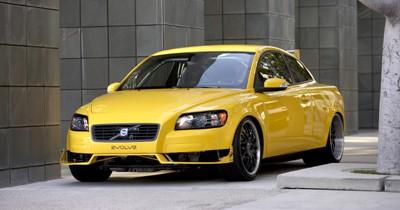 La Volvo C30 en voit de toutes les couleurs