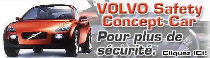 Volvo Safety Concept Car: la sécurité de demain