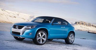 Concept A : bientôt un crossover sportif chez VW ?