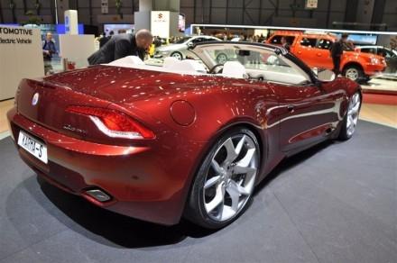 fisker karma s luxueux coup cabriolet hybride. Black Bedroom Furniture Sets. Home Design Ideas