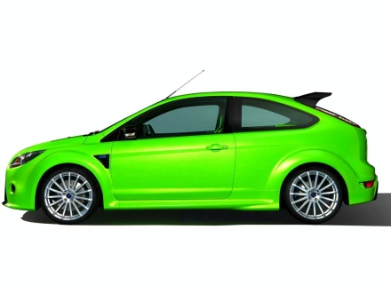 les photos officielles de la ford focus rs. Black Bedroom Furniture Sets. Home Design Ideas