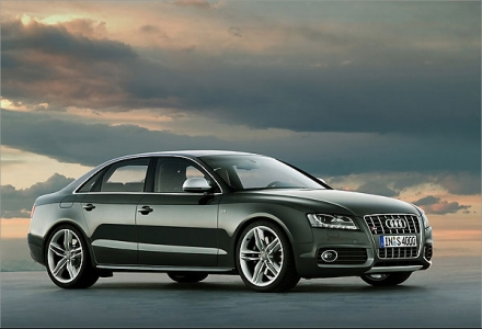 la nouvelle audi a4 arrivera en septembre. Black Bedroom Furniture Sets. Home Design Ideas