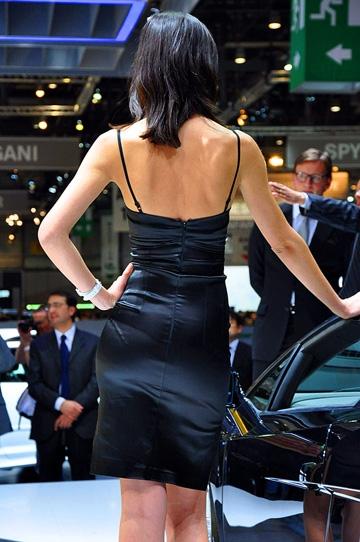 Gen ve 2009 retour sur les h tesses for Hotesse pour salon